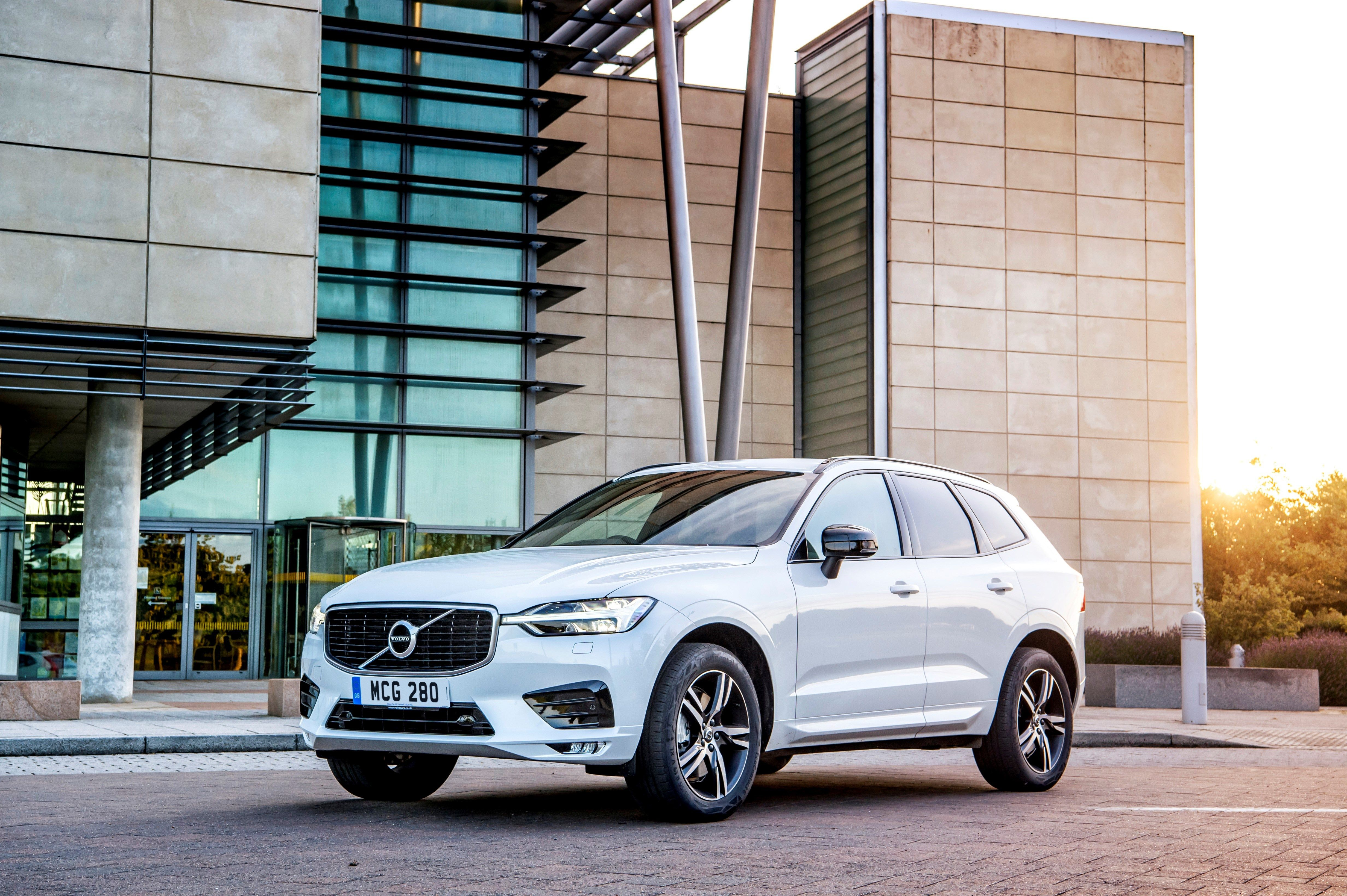 XC60 Crowned best Used Large SUV in the What Car? Used Car of the Year Awards