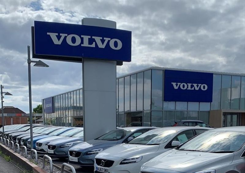 Pre-registered models available at Volvo Cars Poole