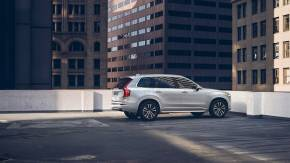 XC90 B5 Momentum at Volvo Cars Poole Poole
